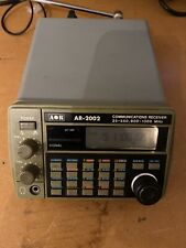 Aor Ar-2002 Communications Receiver, Power Supply included
