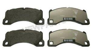 For Porsche Cayenne Macan Volkswagen Touareg Front Brake Pad Set Genuine
