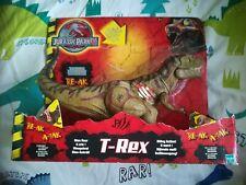 Jurassic Park 3 T-Rex Re-Ak A-tak Dinosaur Figure