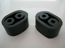 EXHAUST RUBBER MOUNTINGS (set of 2) - RENAULT  Espace  R9  R11