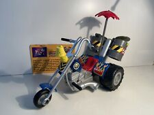 GALOOB BIKER MICE FROM MARS GREASEPIT'S GRUNGE CYCLE COMPLETE IN NICE CONDITION