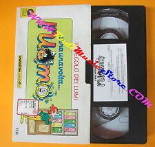 VHS film C'era una volta l'uomo IL SECOLO DEI LUMI 1997 DEAGOSTINI (F113) no dvd