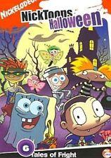 Nicktoons Halloween 0097368793941 DVD Region 1