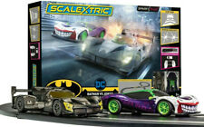 Scalextric C1415 Spark Plug - Batman vs Joker Set - Control from Android/iPhone