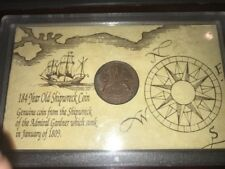 1808 East India Company 10 Cash Coin From Admiral Gardner Shipwreck