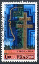 STAMP / TIMBRE FRANCE OBLITERE N° 1941  MEMORIAL DU GENERAL DE GAULLE