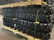 Two Rubber Tracks For Bobcat T830 T870 450x86x58 Wavey H Tread Pattern