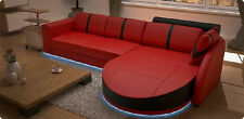 Corner Sofa Textile Fabric Leather Pads Couch Set Interior Design Atla