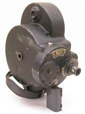 "Bell & Howell Filmo 70A 16mm Camera W/ Taylor Hobson 1"" f3.5 Lens, Key, & Case"
