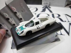 Kyosho - Porsche MiniCar Collection 4 - PORSCHE 907 no.41 Scale 1/64 Mini Car A9