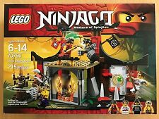 LEGO NINJAGO 70756 Dojo Showdown NISB New & Sealed