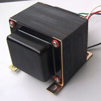 20W 3.5K : 0-4Ω-8Ω output transformer OPT for Single End 2A3, 300B, EL156 Amp