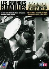 Les Grandes batailles La bataille de l'Atlantique DVD NEUF SOUS BLISTER