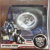 2011 $1 1oz Optimus prime