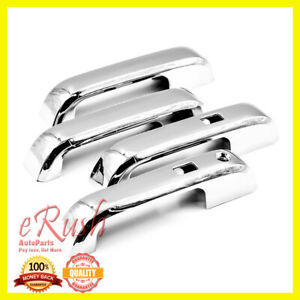 FFTH 4 Pieces External Door Handle Cover Cap Set for Partner Tepee fits with 9101GG