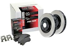 StopTech 909.44526 Preferred Axle Pack Fits 10-19 Highlander RX350 RX450h Sienna