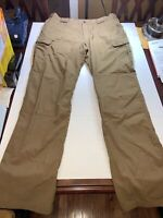 511 5.11 Tactical Brown Cargo Trousers Pants Mens Hunting 38 x 36