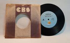 "Pete Shelley Homosapien 7"" 45rpm Vinyl Single 1981 1st Press K-8479 VG+/VG+"