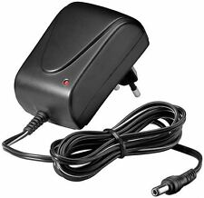Goobay 12V Power Supply black 1.8m with 5.5mm x 2.5mm plug 18W and 1.5 A 1.8m