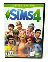 The Sims 4 Limited Edition PC CD-ROM Game (NO PRODUCT KEY)