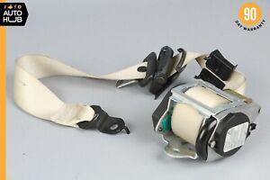 03-06 Mercedes W211 E500 E320 Seat Belt Retractor Front Left Side Beige OEM