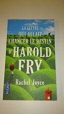 Rachel JOYCE - La lettre qui allait changer le destin d'Harold Fry - Pocket