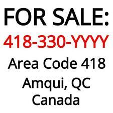 Amqui, QC : 418-330-YYYY