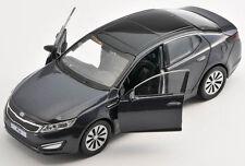 Livraison rapide KIA k5 gris foncé/dark grey welly modèle auto 1:34 NOUVEAU & OVP
