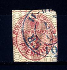 GERMAN STATES - GERMANIA ANTICHI STATI - HANNOVER - 1856-1857 - Nuovo tipo. Indi
