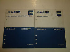 2009 Yamaha RS Venture GT RST90GTY Supplementary Assembly Service Manual Set x