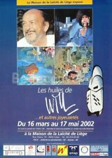 Affiche Will  Les huiles  42x30