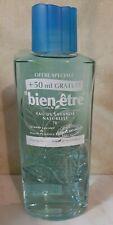 eau de Cologne bien être eau de lavande 300 ml vintage pas maquillage