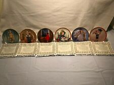 Jessie Wilcox Smith, Childhood Holiday Memories Series - 6 Collector Plates