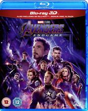 Marvel's Avengers: Endgame 3D [3D + 2D Blu-ray + Bonus Disc Region Free Disney]