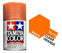 Tamiya 85073 TS-73 Clear Orange Lacquer Spray Paint 100ml - US