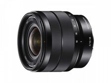 SONY wide angle zoom lens E 10-18 mm F 4 OSS for Sony E mount APS-C only SEL1018