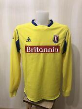 Stoke City 2008/2009 Away Size L Le Coq Sportfit football shirt soccer jersey