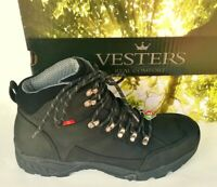 Leather waterproof Hiking walking Boots Womens Vesters SALE !!