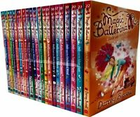 Magic Ballerina Series Darcey Bussell 22 Books Collection Set pack 1-22 Book NEW