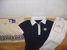 Lotto abbigliamento bimba anni 6-(A.Martini/O.Marines/N.Sails)