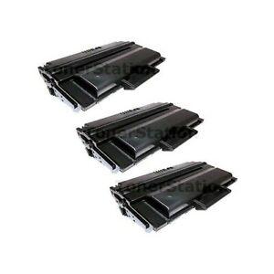 3x Toner Cartridge Black For Dell 2335 2335CN 2335DN Printer High yield 6K