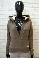 WOOLRICH Donna S Maglione Felpa Maglia Pullover Lana Sweater Woman Cardigan