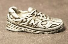 Monopoly Game Token New Balance Running Shoe Replacement Piece Metal Pewter
