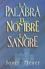 Palabra, el Nombre, la Sangre = The Word, the Name, the Blood Spanish Edition