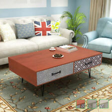 Living Room MDF Rectangle Coffee Tables