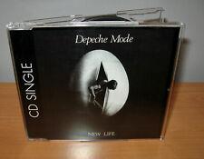 Depeche Mode : New Life* - Rare French Maxi CD - Virgin France c.1988