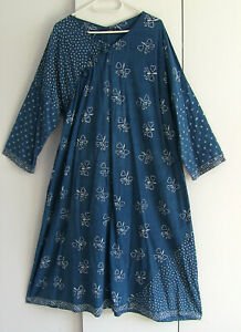 Außergewöhnliches_*Kleid*_Gudrun_Sjöden_Hippie_Boho_Folklore_#Blogger_XL_48/50