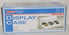 """Master Tools Display Case #09810 9 1/8""""L x 4 3/4""""W x 3 3/8"""" H"""