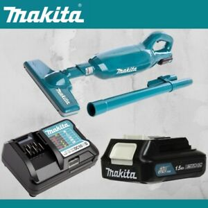 MAKITA CL106FDZ WIRELESS VACUUM CLEANER WITH BL1016 BATTERY AND 12V CHARGER