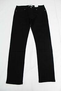 Fashion Nova Men's Cornell Skinny Jeans CM9 Black Size 34x33 NWT